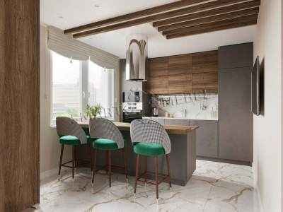 Kitchens individual project K27