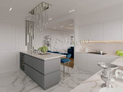 Kitchens individual project K25