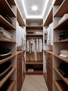 Гардеробная комната S3