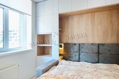 St.Тeraspolskaya, 58 | Murphy Bed & Sofa Combo HELFER
