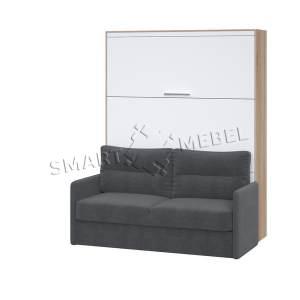 Шкаф-кровать-диван HF PLUS-140 NEW
