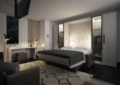 Murphy Bed  & Sofa Combo ALI AVTOMAT