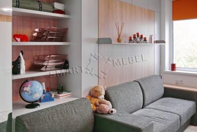 Murphy Bed  & Sofa Combo SOUL AVTOMAT