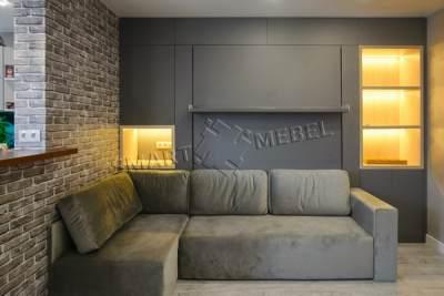 Метрологическая, 23   Шкаф-кровать-диван SOUL