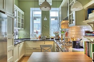 Кухни индивидуальный проект K6