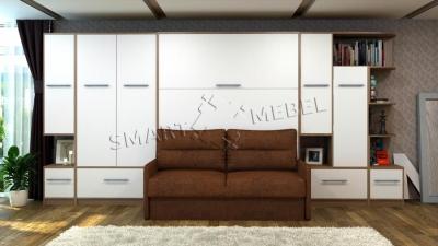 4,5 M - Шафа-ліжко-диван HF PLUS-160