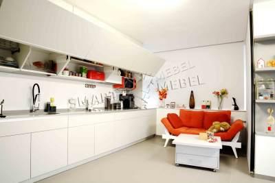 ЖК Варшавский | Мебель для смарт-квартиры