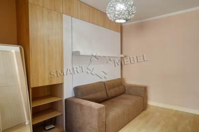 Irpin, st.Poltavska, 64v | Murphy bed & Sofa Combo SOUL