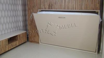 Горизонтальная Шкаф-Кровать BED HORIZONT
