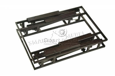 Transformer table transformation mechanism SKELETON brown