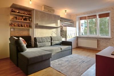Ipsilantievsky lane, 5 | Murphy Bed & Sofa Combo SOUL