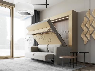 Murphy Bed  & Sofa Combo  JUPITER AVTOMAT