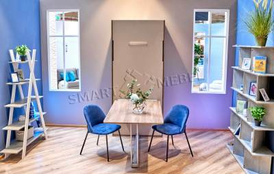 Murphy Bed  & Table Combo ALI