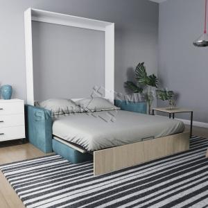 Murphy Bed  & Sofa Combo MIRA SOFA 140