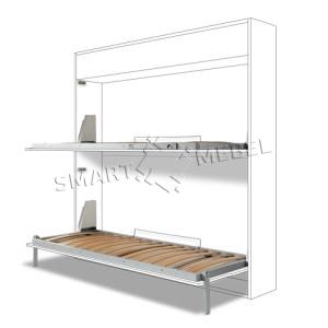 Комплект для двухъярусной кровати Ali (Италия)