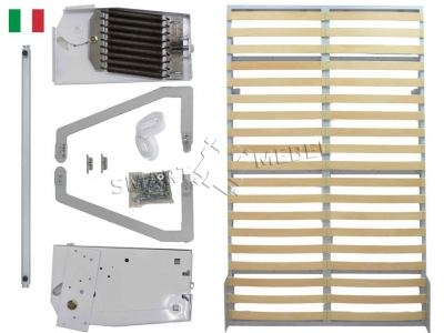 Комплект фурнітури для шафи-ліжка 2000х1600 каркас ПОСИЛЕНИЙ  (Італія)