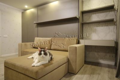 St.Williamsa, 9 | Murphy Bed & Sofa Combo SOUL