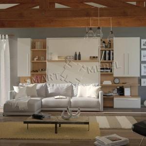 Murphy Bed  & Sofa Combo SOUL