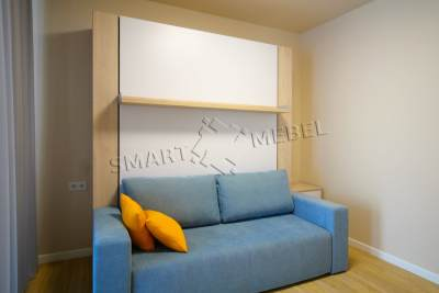 Furniture for a smart apartment