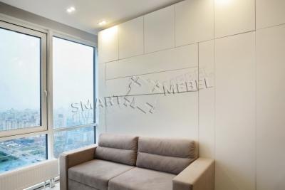 ЖК Smart Plaza | Шкаф-кровать-диван JUPITER