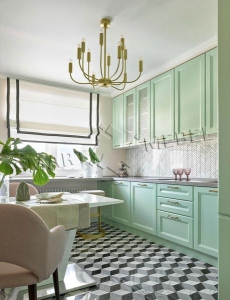 Kitchens individual project K16