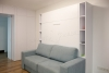 Av.Geroev Stalingrada, 2d | Murphy Bed & Sofa Combo JUPITER NEW - photo 1