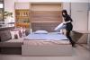 Шкаф-Кровать-Диван ALADINO - фото 8