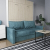 Murphy Bed  & Sofa Combo MIRA SOFA 140 - photo 1
