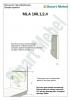 Комплект фурнитуры для шкафа-кровати 2000х1600  (Италия) - фото 3