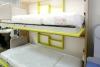 Двухъярусная Шкаф-Кровать JUPITER - фото 4