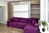 Шкаф-кровать-диван SOUL - фото 2