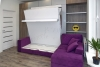 Шкаф-кровать-диван SOUL - фото 7